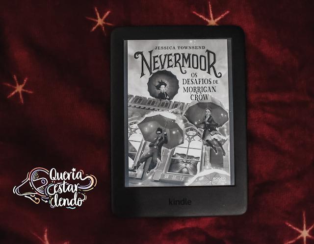 Resenha: Nevermoor
