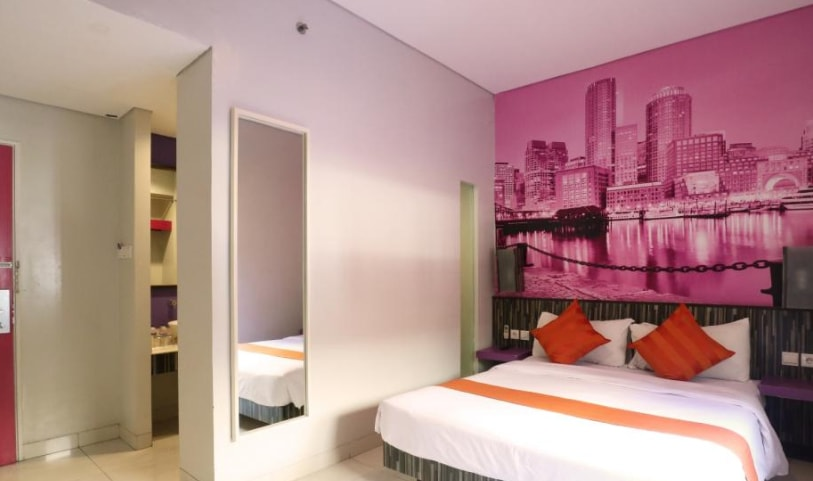 Kamar Grand Lifestyle Hotel Bali