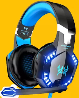 gaming headset with detachable cable