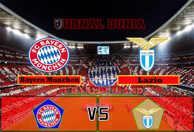 Prediksi Bayern Munchen Vs Lazio , Kamis 18 Maret 2021 Pukul 03.00 WIB