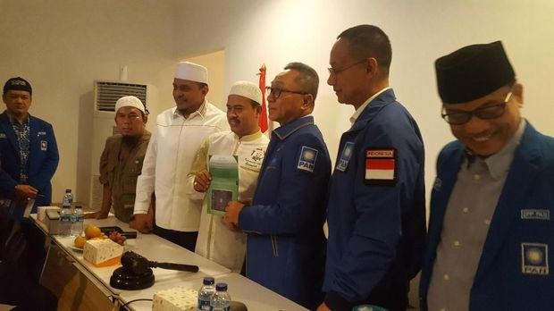PAN yang Didukung PA 212 Merapat ke Jokowi, Novel: Tidak Tahu Malu, Partai Penghianat Nasional