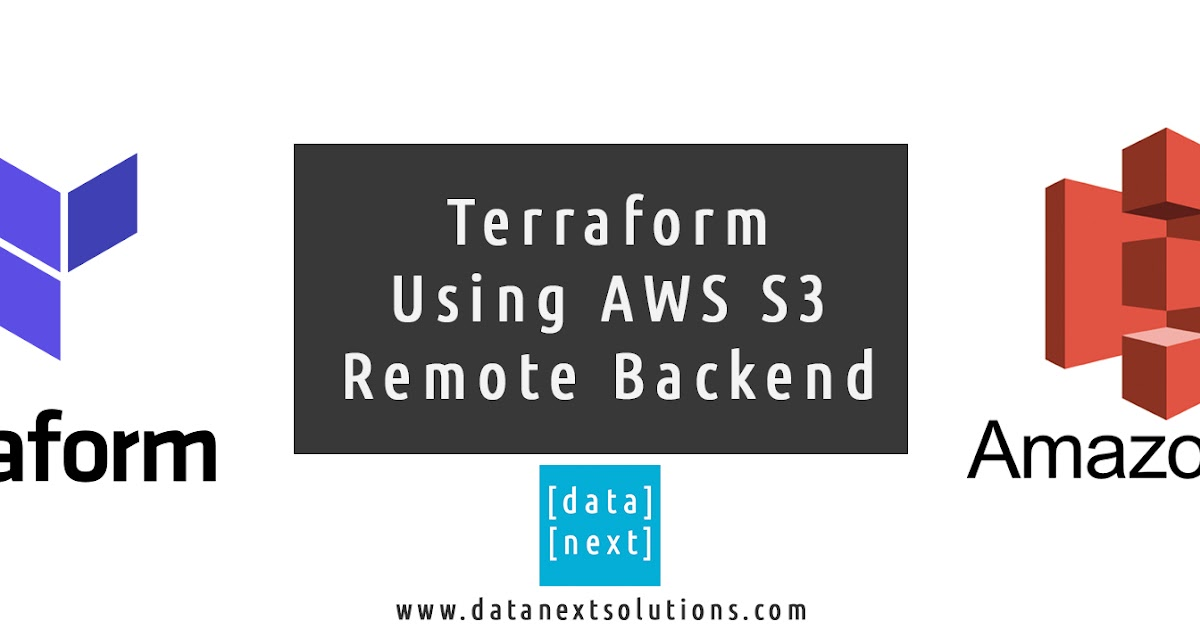 Zeeshan Baig's Blog: How to setup AWS S3 Remote Backend in