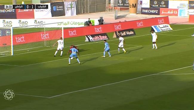 ملخص مباراة الشباب والباطن (3-1) اليوم في الدوري السعودي