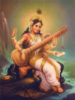 How to Chant Saraswati Mantra to Improve Memory Power and Studies