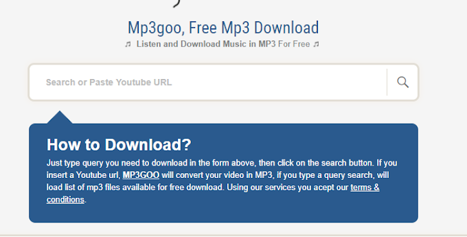 MP3GOO - Listen Free MP3 Song And Download | MP3GOO