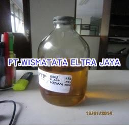 sample minyak trafo