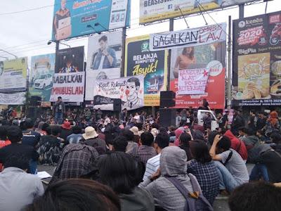 Poin-poin Tuntutan Massa Aksi #GejayanMemanggilLagi