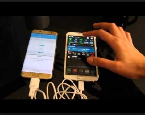 Cara Transfer Data dari Samsung ke Samsung atau ke android lainnya