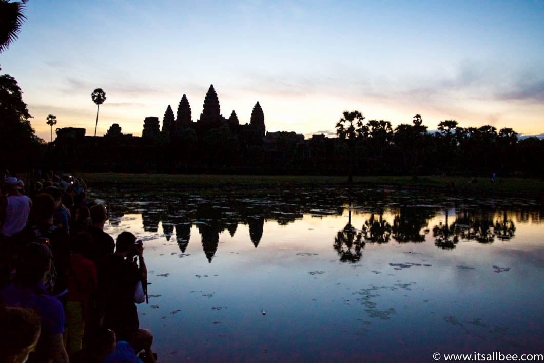 Angkor Wat At Sunrise/Sunset | What People Don't Tell You