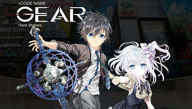 Hand Shakers Episode 2 Subtitle Indonesia