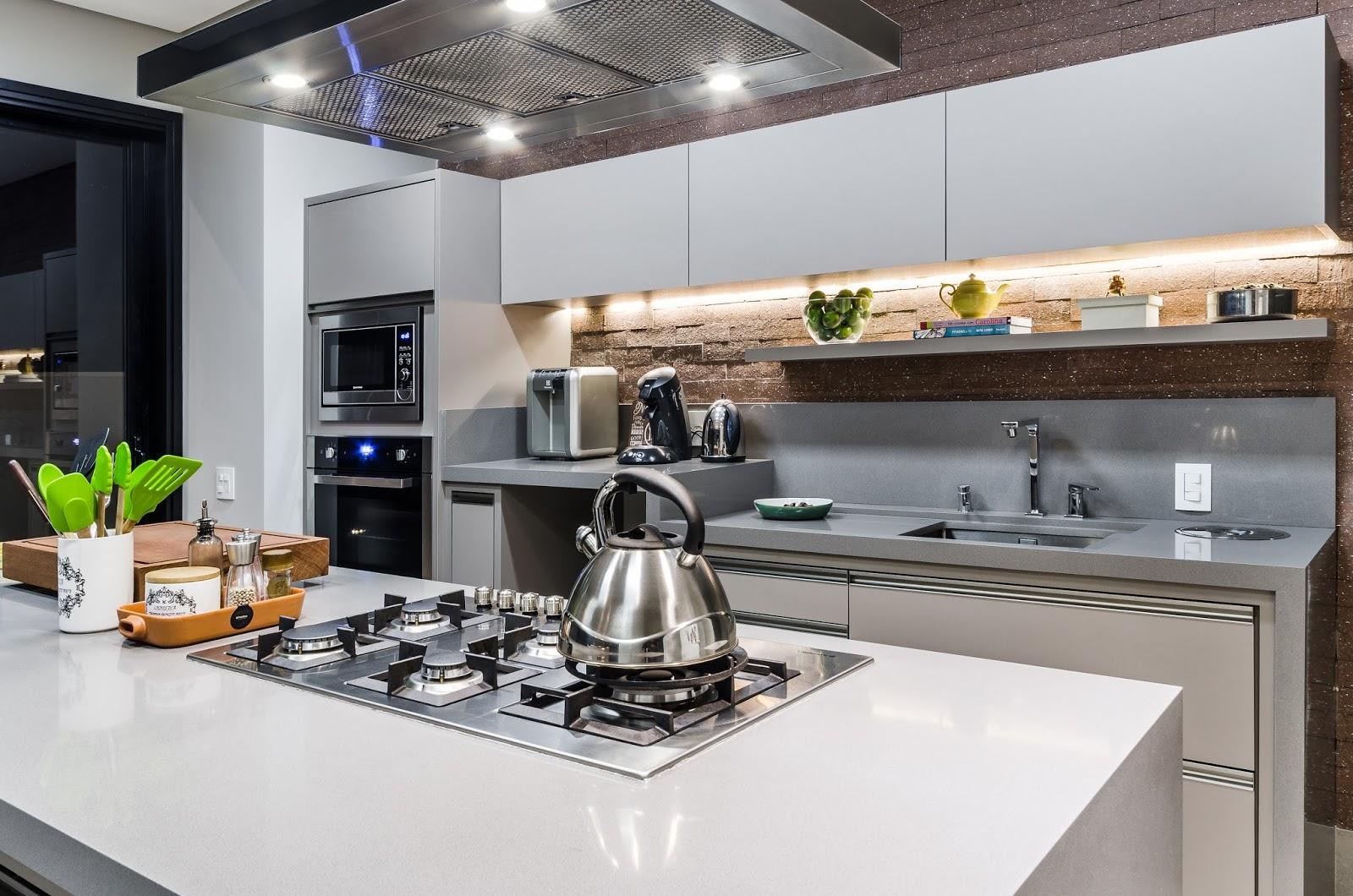 Cozinha Gourmet Arquiteta Marilice Arruda