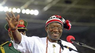 Does Nigeria's president deserve a second-term?