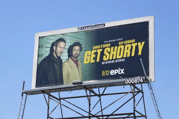 Get Shorty season 2 billboard