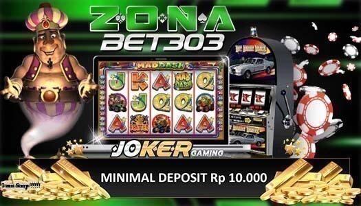 Agen Joker123 Gaming Slot Uang Asli Termurah
