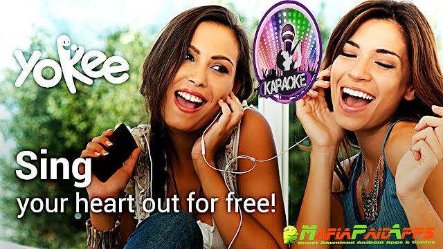 Karaoke Sing & Record Apk MafiaPaidApps