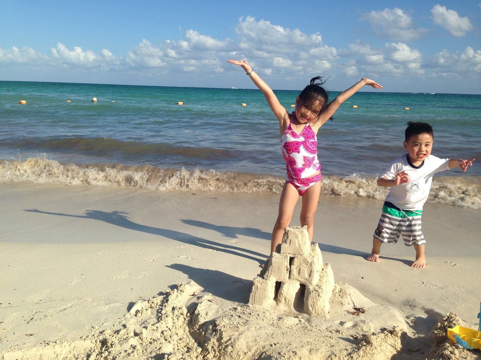 Playa Del Carmen Is The More Family Friendly Destination With Larger And Newer Resorts That Feature Fantastic Kids Programs Cancun Has Nicer Beaches