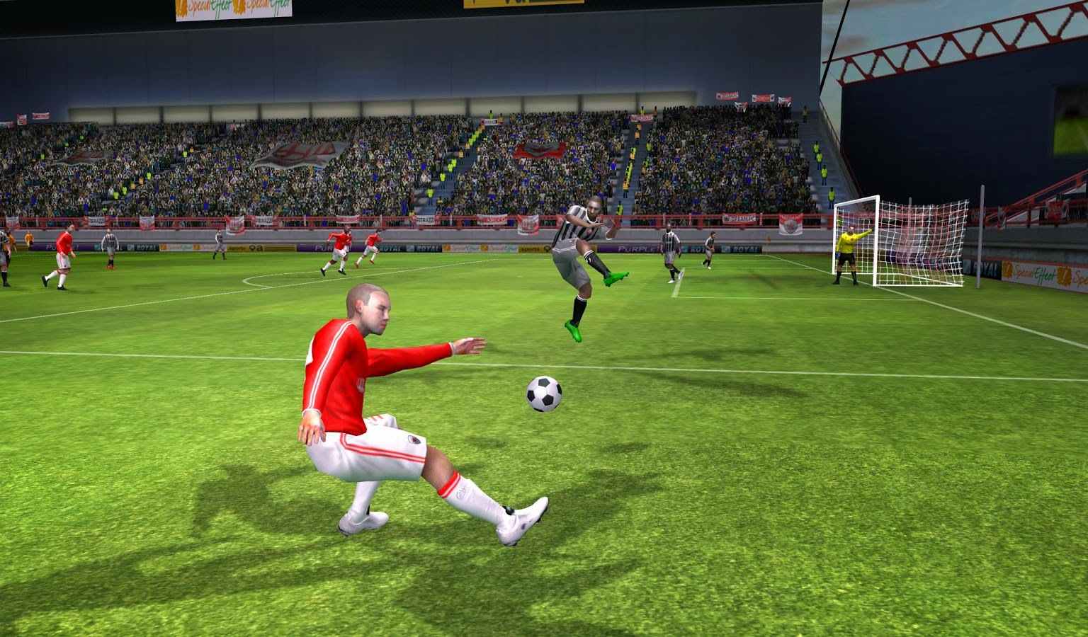git football game full - HD 1536×900