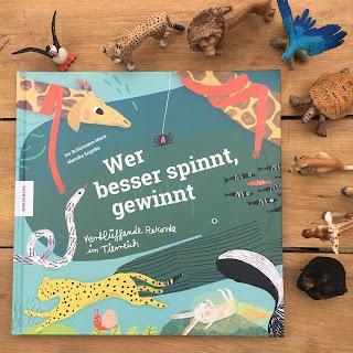 """""""Wer besser spinnt, gewinnt - Verblüffende Rekorde im Tierreich"""""""