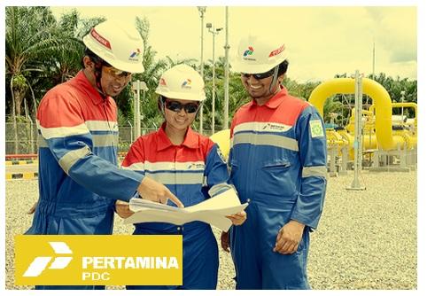 PT Pertamina PDC (Kontraktor Pengeboran Patra)