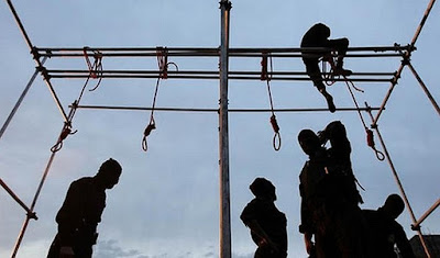 Iran: 27 executions in three days