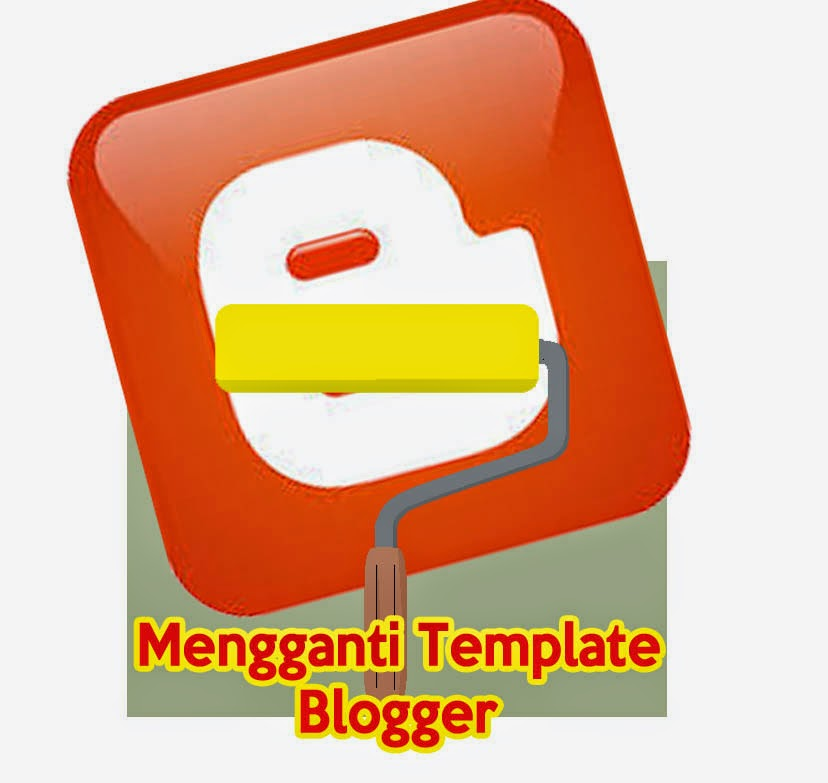 Mengganti template blogspot | rinaya blog.
