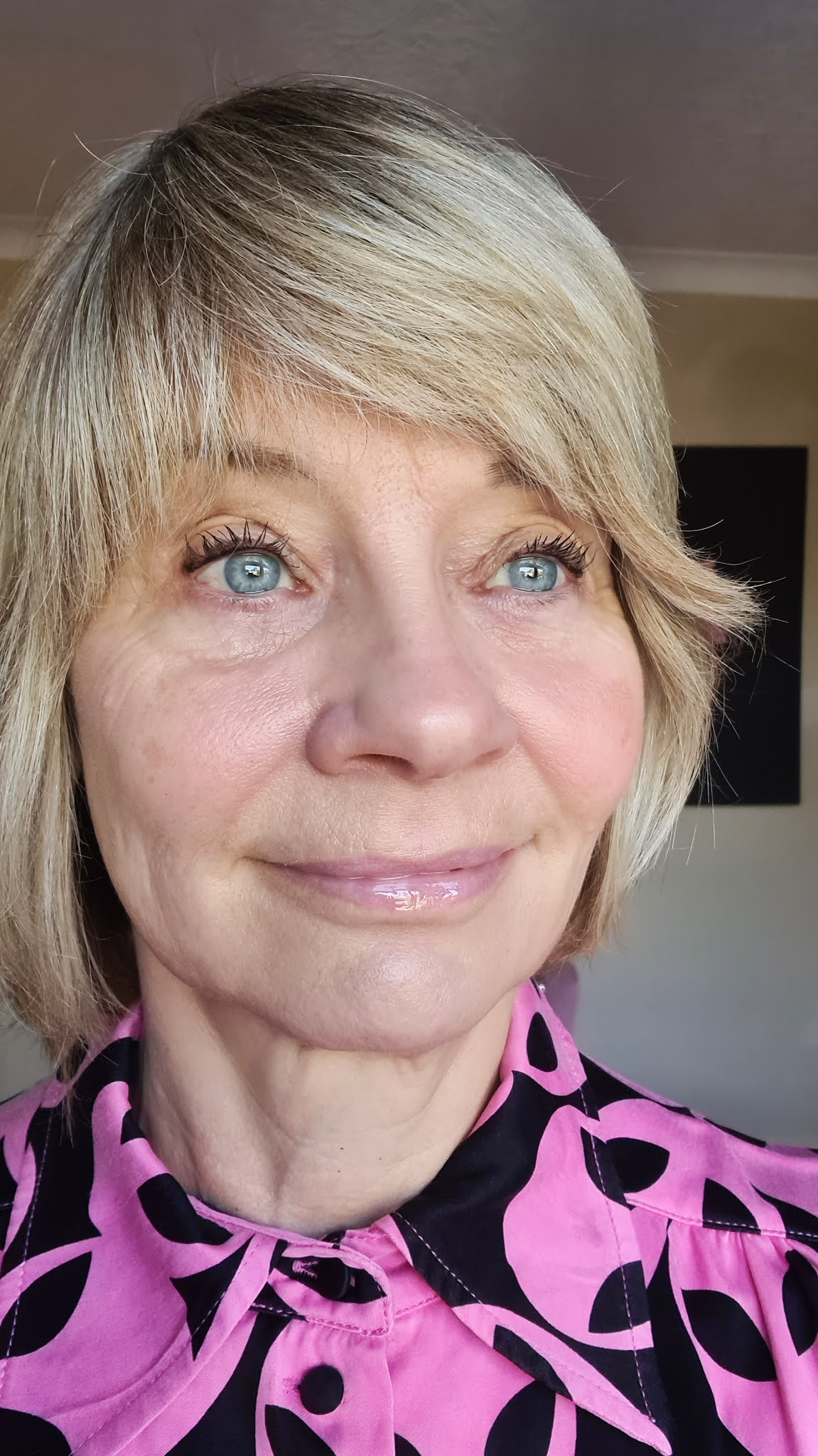 Over 50s blogger Gail Hanlon from Is This Mutton tries out the My John Lewis x Hannah Martin beauty box - and likes it