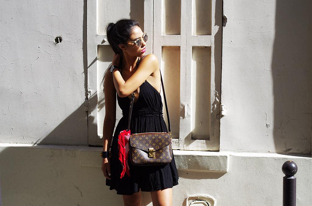 Elizabeth l Back in Paris outfit l Mango Louis Vuitton Quay Australia Hermes l THEDEETSONE l http://thedeetsone.blogspot.fr