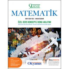 Okyanus 9.Sınıf Matematik Özel Ders Konseptli Konu Anlatımı Kitap