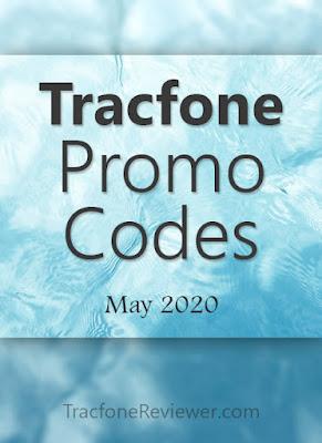 tracfone promo codes may 2020
