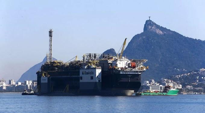 Petrobras: produção de petróleo em campos nacionais supera meta e atinge 2,17 milhões de barris diários