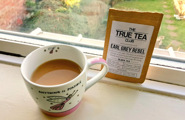 Earl Grey Rebel, The True Tea Club
