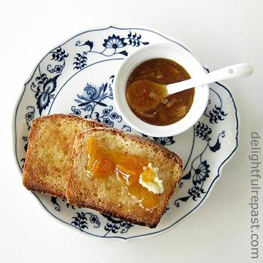 Sugar - Toxin or Treat? / Tangerine Marmalade / www.delightfulrepast.com