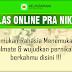 Kelas Online Pra Nikah