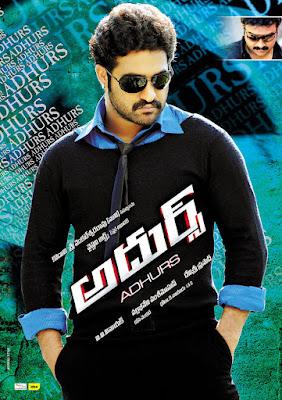 Adhurs (2010) Dual Audio [Hindi – Telugu] 720p   480p UNCUT BluRay ESub x264 1.2Gb   500Mb