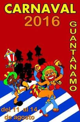 Carnaval Guantánamo 2016