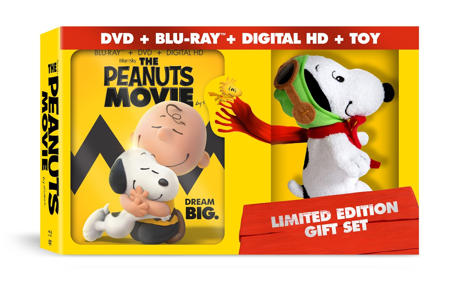 Once Upon A Twilight Peanutsmovie Giveaway Blu Ray And Snoopy