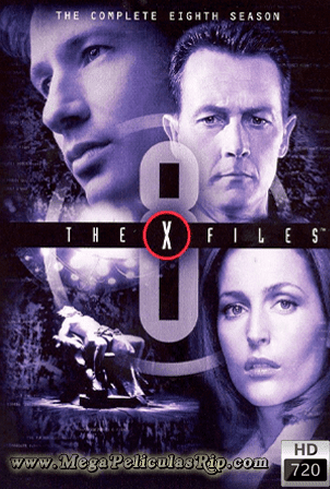 The X-Files Temporada 8 [720p] [Latino-Ingles] [MEGA]