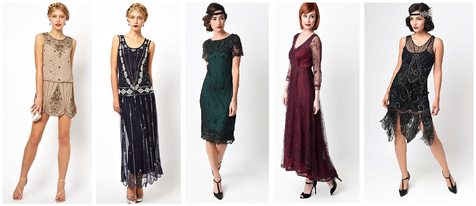 robes de mode acheter robe longue annee 20. Black Bedroom Furniture Sets. Home Design Ideas