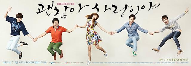 It's Okay, That's Love DoramaEver Dorama Drama medico psiquiatra romance comedia Jo In sung Jang Jae yeo Gong Hyo jin Ji Hae soo Do Kyung soo Han Kang woo Lee Kwang soo Park Soo kwang Sung Dong il J
