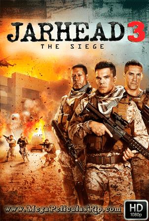 Soldado Anonimo 3: El Asedio [1080p] [Latino-Ingles] [MEGA]