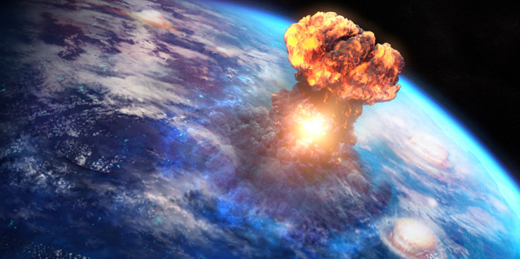 Bumi Terancam Hantaman Asteroid Raksasa Pada Tahun 2029