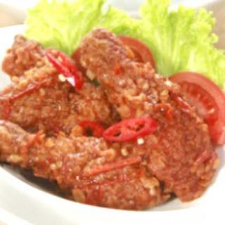 Resep Makanan Berbuka Puasa Masak Ayam Pedas