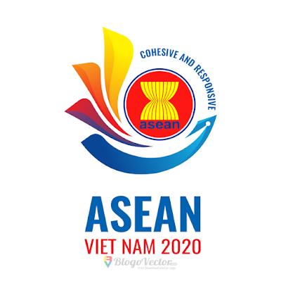 ASEAN Viet Nam 2020 Logo Vector