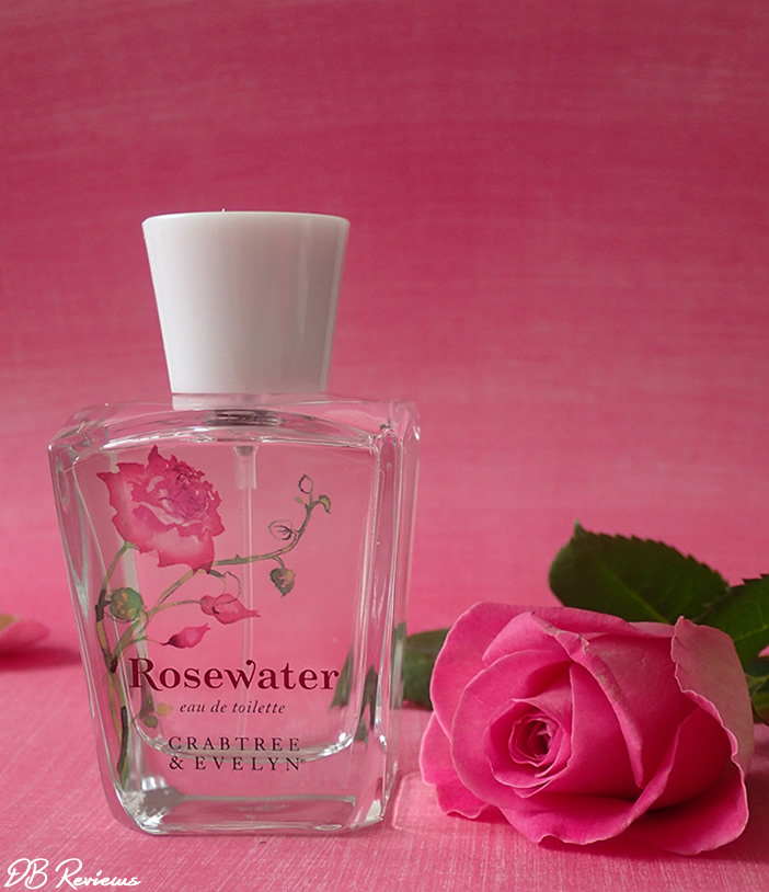 Crabtree and Evelyn classic Rosewater collection
