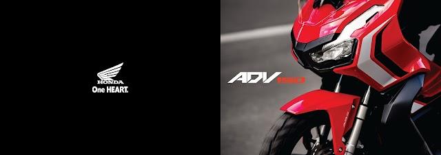 ADV150 Keluarga Baru Motor Honda