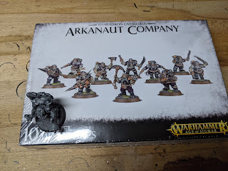 Arkanaut Company and Aether Khemist ready to go