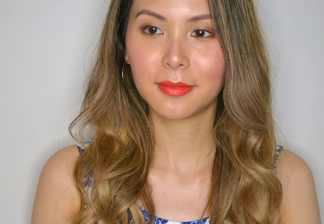 Shu Uemura x Maison Kitsune Camo Lip Swatches