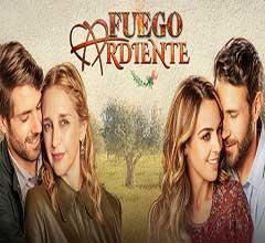 Ver telenovela fuego ardiente capítulo 10 completo online