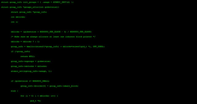 hacker typer sito per simulare un attacco hacker