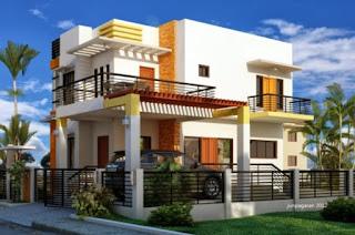 Trend 2016 - Desain Rumah Mewah Minimalis 05